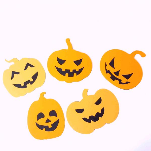 decor hartie Halloween