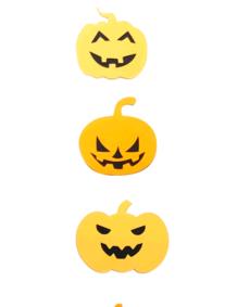 petrecere halloween, decor halloween