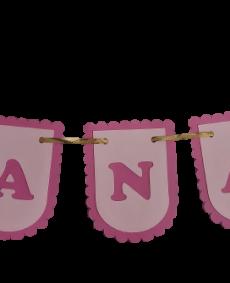 banner decorativ, tematica unicorn, petrecere tematica, banner fetite