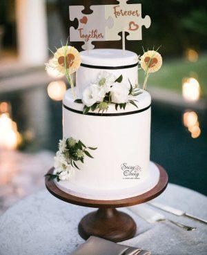 tort nunta, petrecere aniversara, decor tort, topper tort