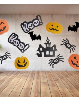 decor petrecere halloween