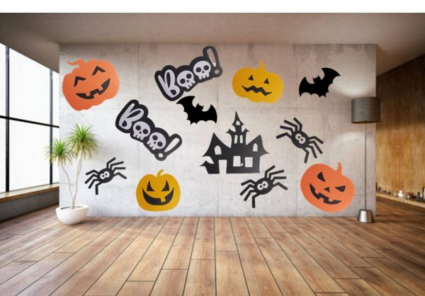 decor petrecere halloween